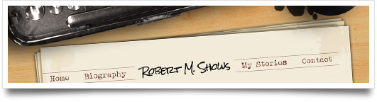 Robert M. Shows Launches New Website