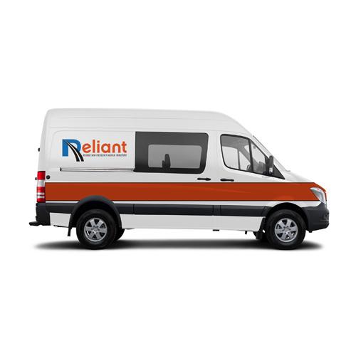 Reliant Medical Transportation Website Design And Development In